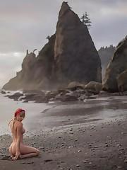Sara Jean Underwood desnuda para..