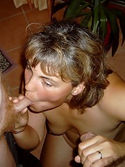 Cheating mature wifey takes 2..