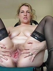 Sexy old damsels naked and kinky