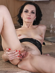 skinny milf wants to dominate you -..