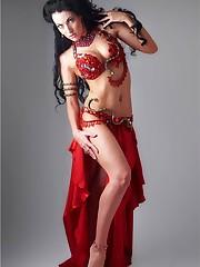 Fatima Habib costume! ♥ BELLY DANCER..