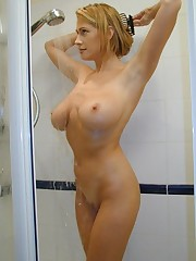 Just look at my naked wife,sweet fucked..